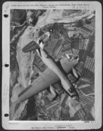 Asisbiz USAAF 42 107566 B 26C Marauder 320BG441BS 06 sd by AAA over Italy 10th Jul 1944 01