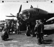 Asisbiz USAAF 42 95803 B 26B Marauder 391BG572BS P2K Lady Belle Gerald E Williams and crew June 20 1944 01