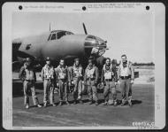 Asisbiz USAAF 42 95821 B 26B Marauder 391BG575BS O8O Miss Take with Maj Stalnaker and crew England 20 Jun 1944 01