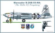 Asisbiz USAAF 42 96210 B 26B Marauder 394BG587BS 5WP The Belle of Pergatory 0A