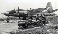 Asisbiz USAAF 43 34194 B 26G Marauder 394BG584BS K5S with ground crew Holmsley England 31 Aug 1944 01