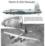 Asisbiz USAAF 43 34240 B 26G Marauder 320BG444BS 97 Pancho and His Reever Rats 0A