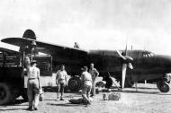 Asisbiz USAAF B 26 Marauder 22BG being rearmed at Port Moresby 7 Mile Drome New Guinea 1942 01