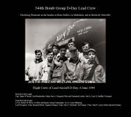 USAAF B-26 Marauder 344BG Mary Jo D Day Lead Crew 01