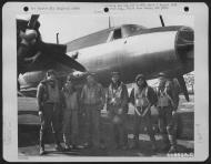 Asisbiz USAAF B 26 Marauder 391BG573BS with Capt Doolittle and crew England 15 Sep 1944 01