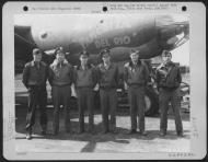 Asisbiz USAAF B 26 Marauder 391BG575BS Panchita Del Rio with Capt Harlow and crew England 12 Sep 1944 01