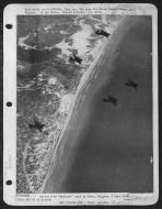 Asisbiz USAAF B 26 Marauders on a raid to Ghent Belgium 5 Sep 1943 02