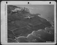 Asisbiz USAAF B 26B Marauder 323BG over Cherbourg Peninsula France 17th July 1944 01