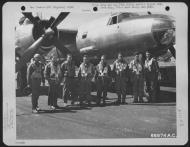 Asisbiz USAAF B 26B Marauder 391BG with LtCol Miller and crew England 20 Jun 1944 01