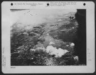 Asisbiz USAAF B 26B Marauders 387BG over their target at Beauvais Airfield France 27 Sept 1943 01