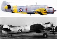 Asisbiz Beaufighter TT10 RAF Target Towing NT913 England post war Profile 0A