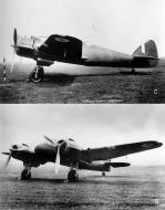 Asisbiz Bristol 156 Beaufighter prototype R2052 Air Ministry Specification F17.39 July 1939 IWM MH4554 MH5685