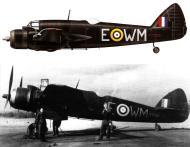 Asisbiz Beaufighter IF RAF 68Sqn WME X7583 WtOff L Bebek Coltishall 28th Apr 1942 Profile 0A