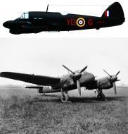 Asisbiz Beaufighter IIF RAF 225Sqn YDG R2402 RAF Coltishall England Sep 1942 Profile 0A