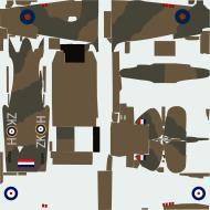 Asisbiz COD asisbiz IF RAF 25Sqn ZKH R2069 MJ Herrick Wittering Mar 1941
