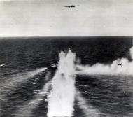 Asisbiz A Kriegsmarine armed trawler is attacked with rockets by Beaufighters Coastal Command 1944 01