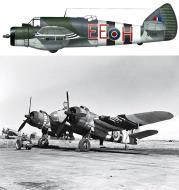 Asisbiz Beaufighter X RCAF EEH NE335 Engalnd June 1944 Profile 0B