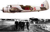 Asisbiz Beaufighter VIF RAF 125Sqn VAS V8515 FltLt GE Jamerson Fairwood Common Feb 1943 Profile 0A