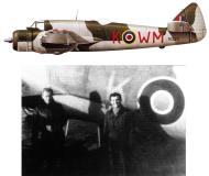Asisbiz Beaufighter VIF RAF 68Sqn WMK ND211 SqnLdr MJ Mansfeld Fairwood Common May 1944 0A