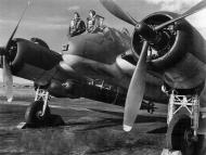 Asisbiz Beaufighter X RAF 144Sqn Sqt PG Fletcher Tunisia 1943 IWM CH9765