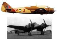 Asisbiz Beaufighter IF RAF 89Sqn WPD X7671 Sqn Ldr MJ Pain Abu Sueir Egypt Mar 1942 Profile 0A