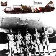 Asisbiz Beaufighter VIF RAF 46Sqn Q Kampala Queen ND243 WtOff RT Butler Gambut Libya Sep 1944 Profile 0A