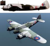 Asisbiz Beaufighter VIF RAF 89Sqn S X8447 Slippery Skip II FltOff Shipard Bu Amud Egypt Mar 1943 0A