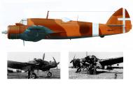 Asisbiz Beaufighter IC ANR 41 Stormo MM4887 Sicily 1942 Profile 0A