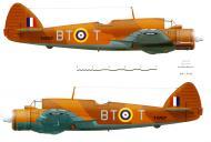 Asisbiz Beaufighter IC RAF 252Sqn BTT T4767 based at LG299 Idku Eygpt Mar 1942 Profile 0A