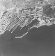 Asisbiz Beaufighter SAAF 19Sqn Don Tilley sinks minelayer Kuckuck 4200 tons at Fiume Croatia 04