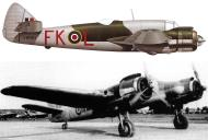 Asisbiz Beaufighter VIF RAF 219Sqn FKL V8881 WgCdr AD McN Boyd La Sebala Tunisia Sep 1943 Profile 0A