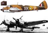 Asisbiz Beaufighter IC RAF 272Sqn XK T3317 SqnLdr AW Fletcher Luqa Malta July 1941 Profile 0A