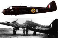 Asisbiz Beaufighter IF RAF 1435Sqn B X7750 FltLt GL Hayton Luqa Malta Mar 1942 Profile 0A