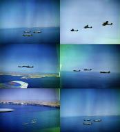 Asisbiz Beaufighter VIF RAF 272Sqn White E, F, and V on patrol over Malta IWM color series 01