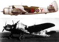 Asisbiz Beaufighter VIF RAF 600Sqn 6Y V8388 FltLt JH Turnbull Malta July 1943 Profile 0A