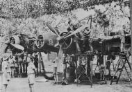 Asisbiz Beaufighter IC RAAF 31Sqn A19 15 being serviced at Wards Strip Papua 1943 01