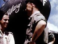 Asisbiz Beaufighter Mk21 RAAF 93Sqn SKF A8 85 named Hilary Kingaroy 1945 01