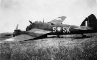 Asisbiz Beaufighter Mk21 RAAF 93Sqn SKS A8 123 landing gear collapse Wagga Wagga 6th Nov 1945 01