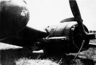 Asisbiz Beaufighter Mk21 RAAF 93Sqn SKS A8 123 landing gear collapse Wagga Wagga 6th Nov 1945 02