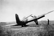 Asisbiz Beaufighter Mk21 RAAF 93Sqn SKS A8 123 landing gear collapse Wagga Wagga 6th Nov 1945 03