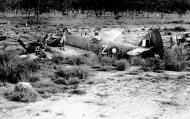 Asisbiz Beaufighter VIC RAAF 30Sqn Z A19 90 take off accident Ward Strip 3rd Jun 1943 01