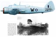 Asisbiz Beaufighter VIC RAAF 3OTU W A19 126 RAF Williamtown NSW 1945 Profile 0A