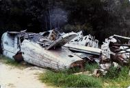 Asisbiz Beaufighter VIC RAAF A19 144 remains Drysdale Kalumbura WA Apr 1983 01