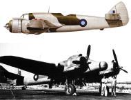 Asisbiz Beaufighter VIF RAF 176Sqn ND220 SqnLdr JH Etherton Maison Minneriya Ceylon Apr 1945 Profile 0A