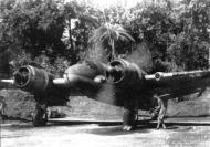 Asisbiz Beaufighter VIF RAF 176Sqn warming up its engines Baigachi Calcutta 1943 01
