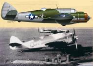 Asisbiz Beaufighter VIF USAAF 12AF 417NFS V8828 Hi Doc Italy 1944 Profile 0B