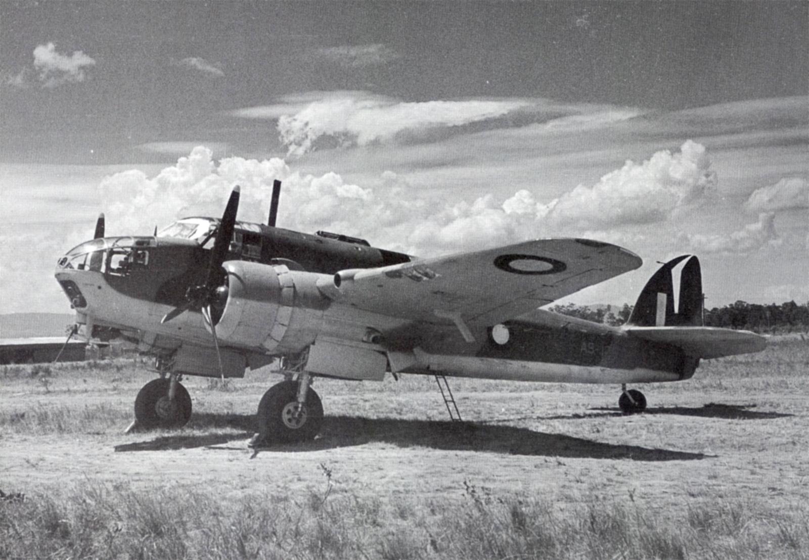Bristol Beaufort RAAF A9 125 02