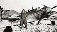 Asisbiz Messerschmitt Bf 109E3 JAAF White 1 Japanese evaluation aircraft 1941 03