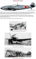 Asisbiz Messerschmitt Bf 109E3 JAAF White 1 WNr 6524 Japanese evaluation aircraft 1941 0D