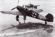 Asisbiz Messerschmitt Bf 109E1 JFS White 18 Germany Avions 190 P03